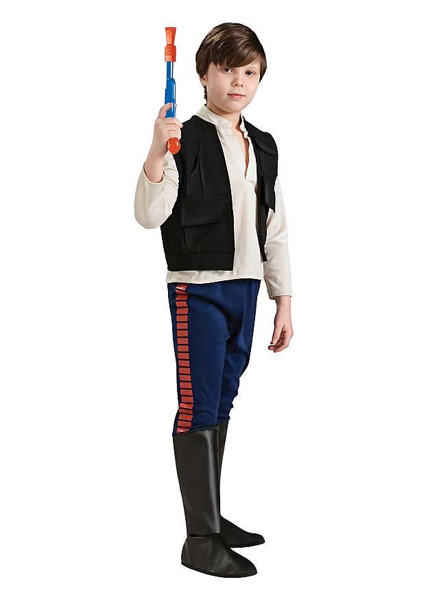 Star Wars Han Solo Kids Costume  sc 1 st  Maskworld & Star Wars Han Solo Kids Costume - maskworld.com