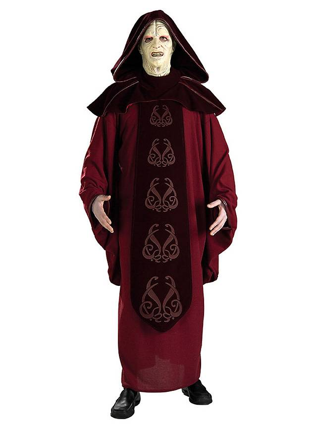 Star Wars Imperator Palpatine Supreme Edition Kostüm