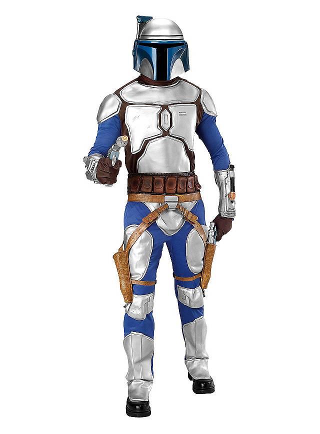 Star Wars Jango Fett Deluxe Kostüm