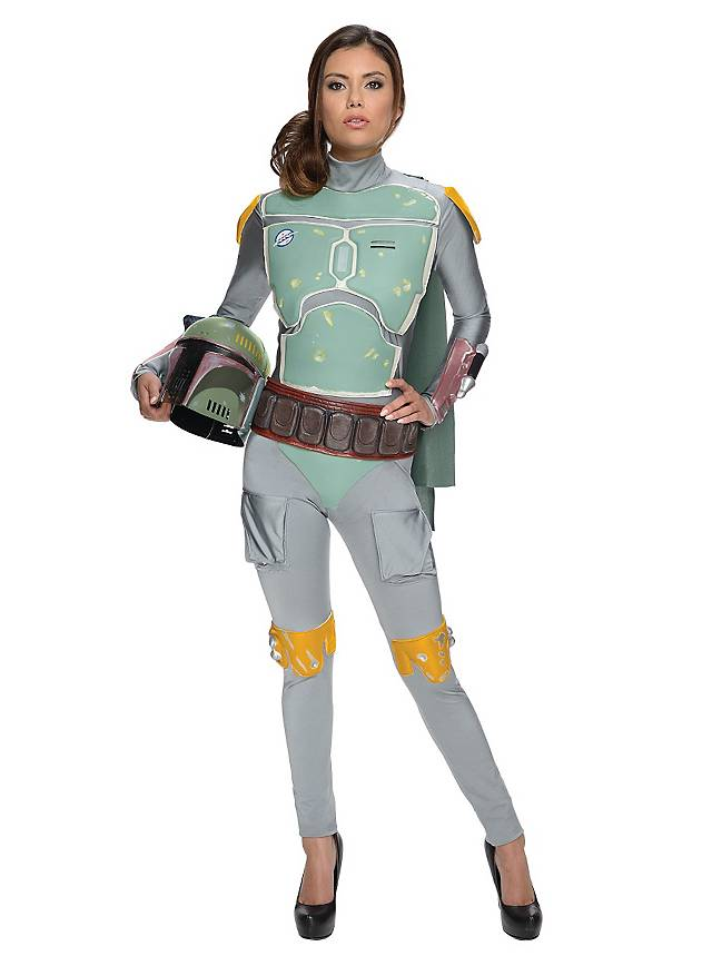 Star Wars Miss Boba Fett Kostüm
