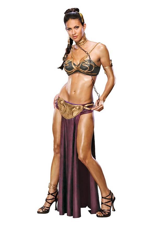 Star Wars Prinzessin Leia Sklavin Kostüm