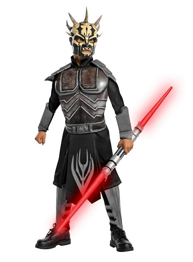 Star Wars Savage Opress Kids Costume  sc 1 st  maskworld.com & Star Wars Savage Opress Kids Costume - maskworld.com