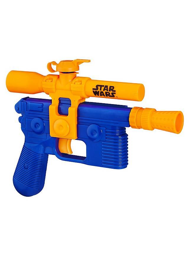 Star Wars Super Soaker Han Solo Blaster