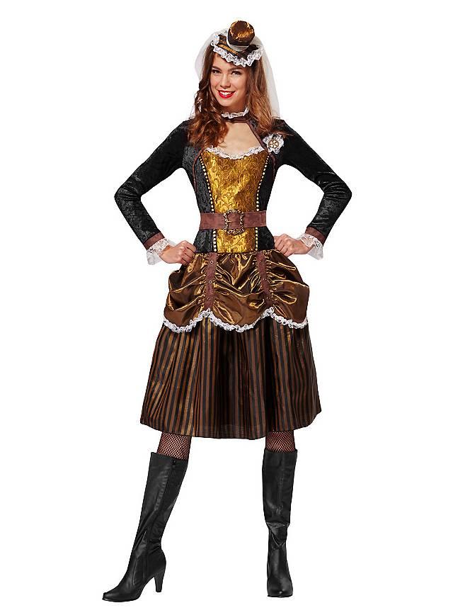 Steampunk Aristocrat Costume Maskworld Com