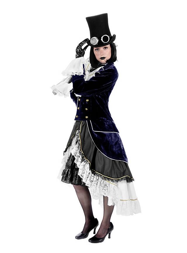 steampunk countess costume. Black Bedroom Furniture Sets. Home Design Ideas