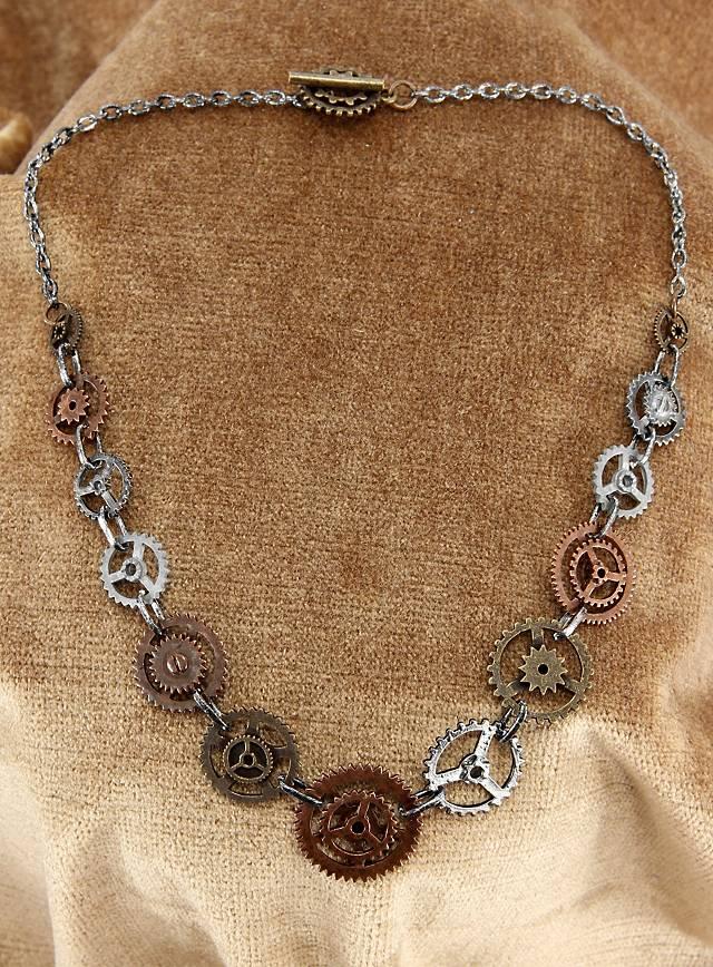 Steampunk Gear Chain