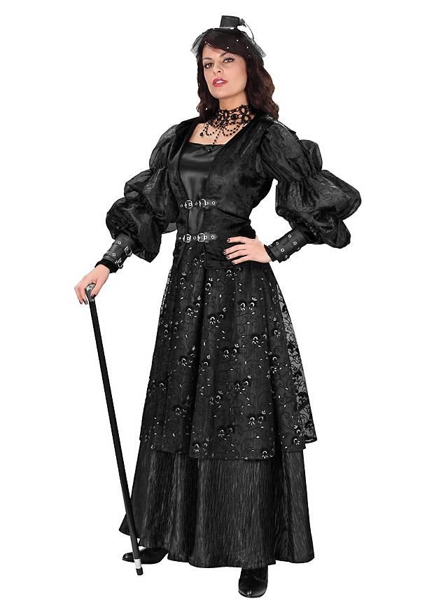 steampunk lady kost m. Black Bedroom Furniture Sets. Home Design Ideas