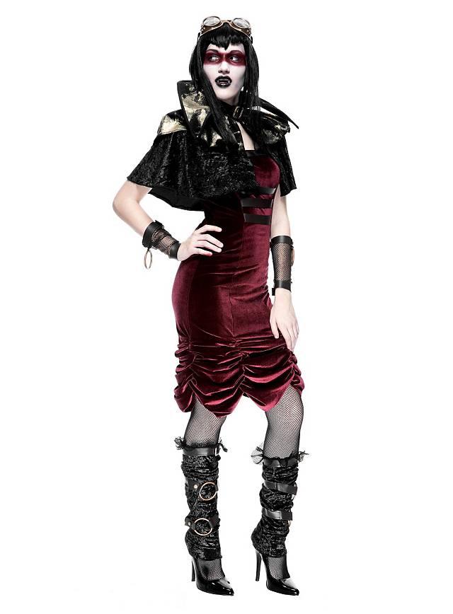Steampunk Vampir Kostüm