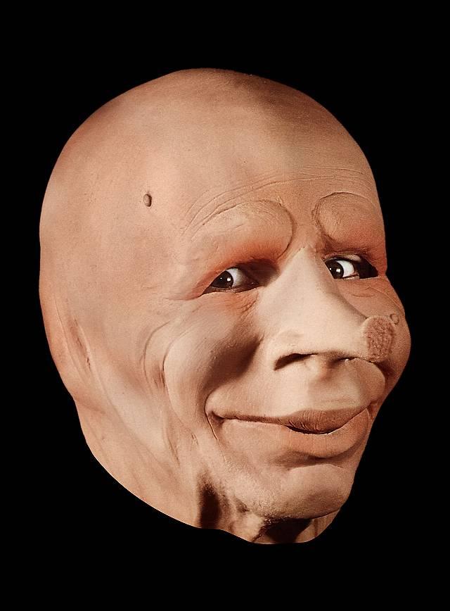 Stempelnase Maske aus Schaumlatex