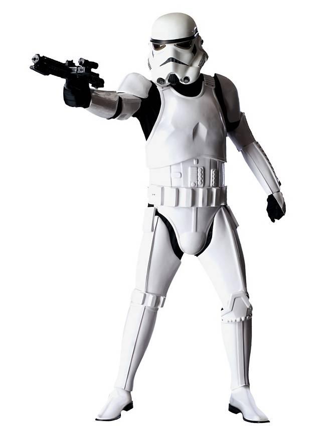 Stormtrooper Supreme Kostüm