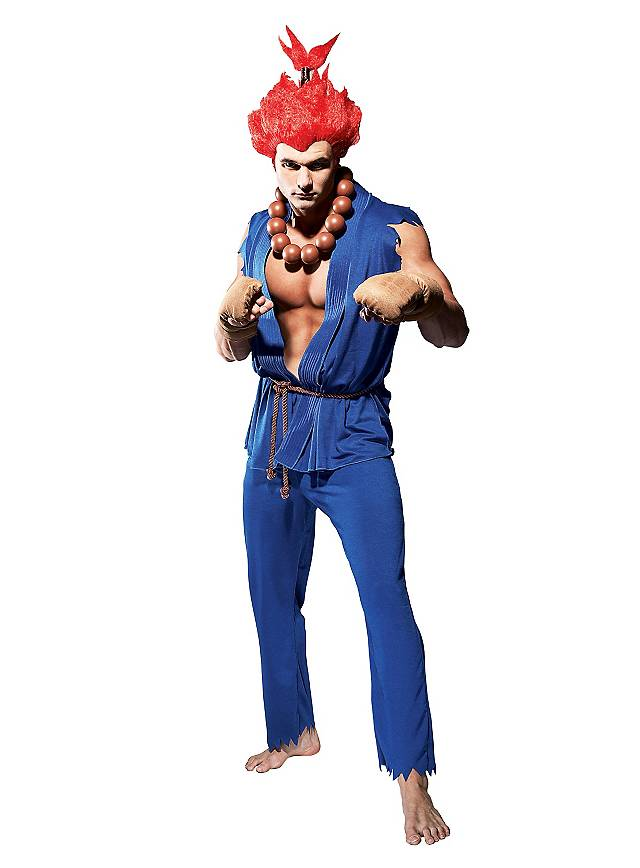 Street Fighter Akuma Kostüm