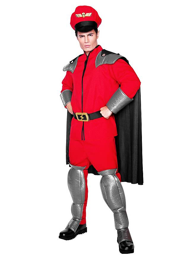Street Fighter M. Bison Kostüm