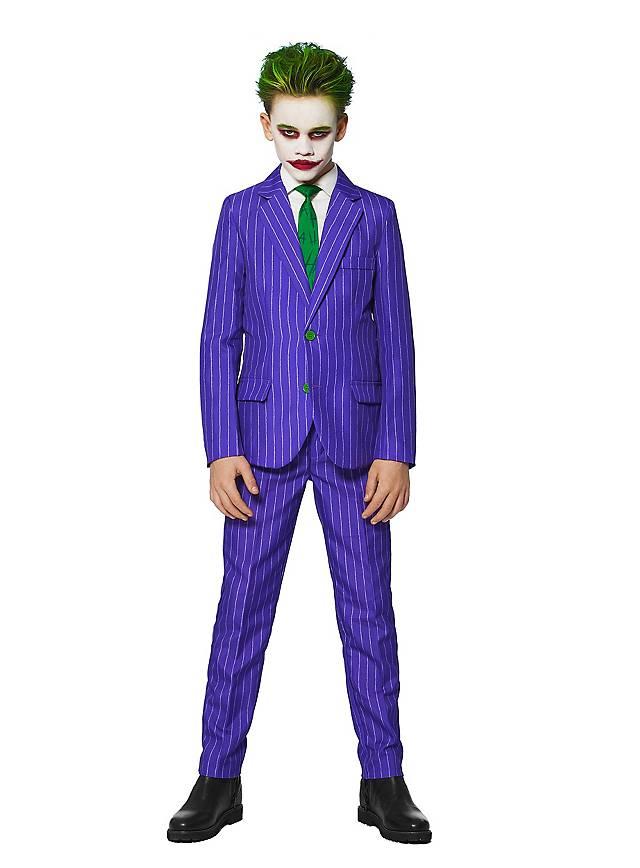 Suitmeister Boys The Joker Anzug Fur Kinder Maskworld Com