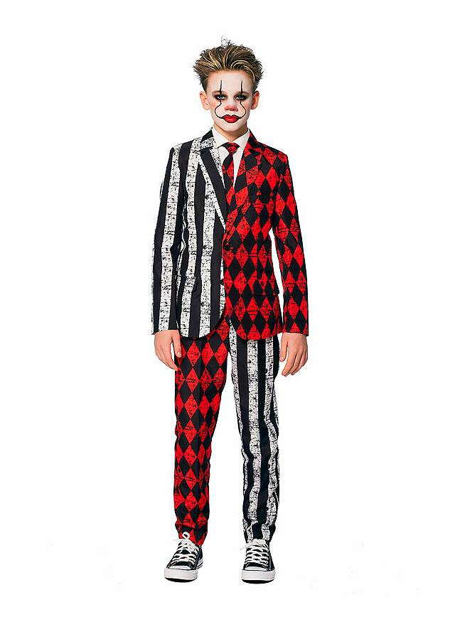 SuitMeister Boys Twisted Circus Anzug für Kinder