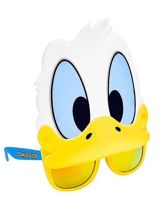 Sun-Staches Donald Duck Party Glasses