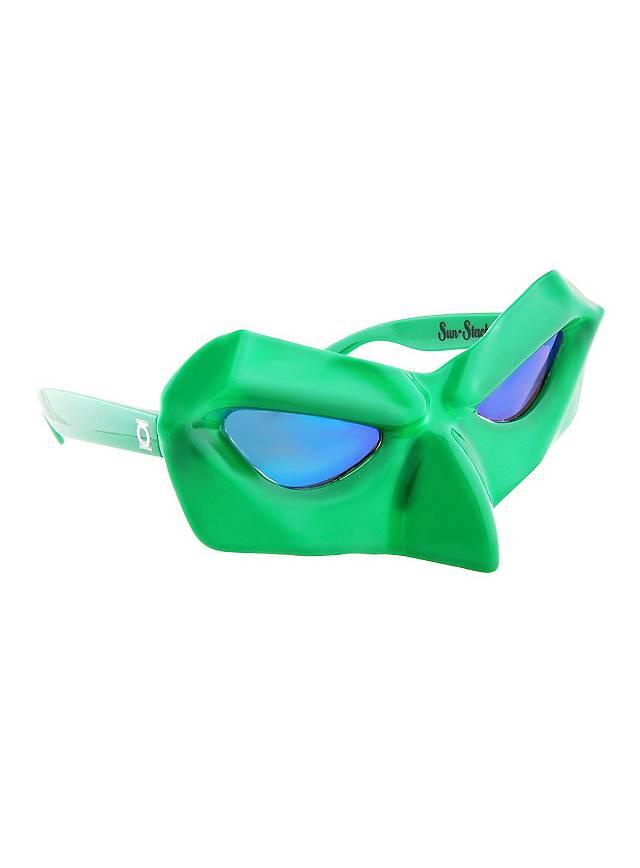 Sun-Staches Green Lantern Partybrille