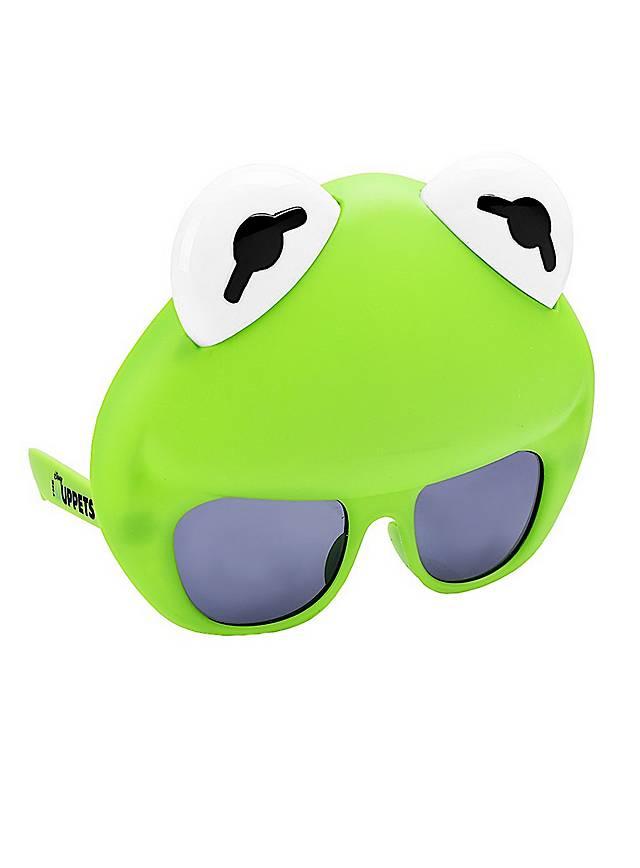 Sun-Staches Kermit Partybrille