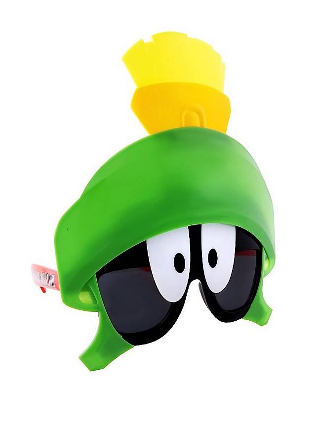 Sun-Staches Marvin der Marsmensch Partybrille