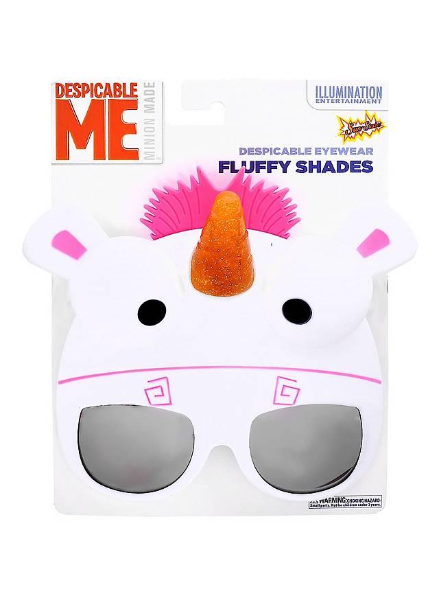 Sun-Staches Minion Brille Fluffy