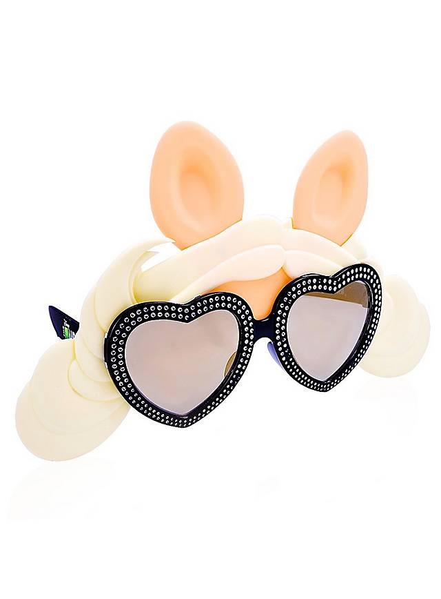 Sun-Staches Miss Piggy Partybrille