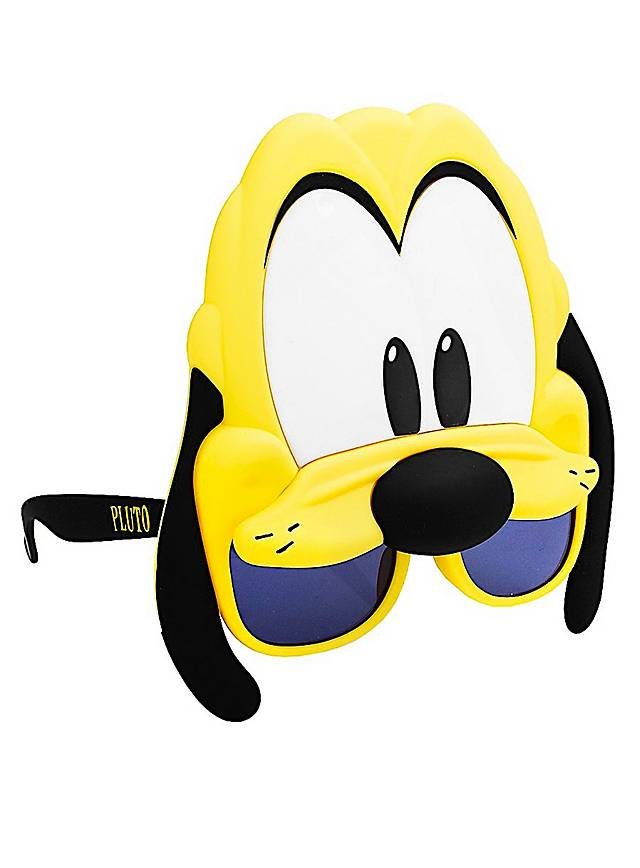 Sun-Staches Pluto Party Glasses
