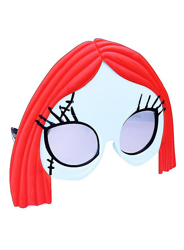Sun-Staches Sally Party Glasses