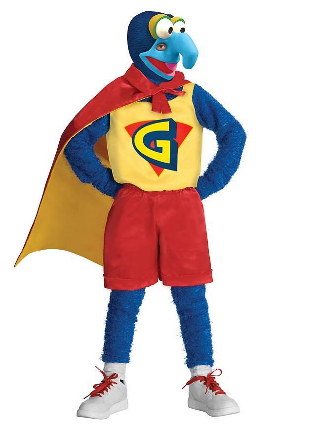 Super Gonzo Muppets Kinderkostüm