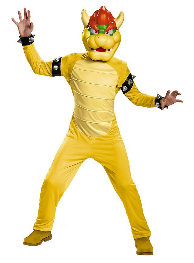 Super Mario Bowser Kostüm
