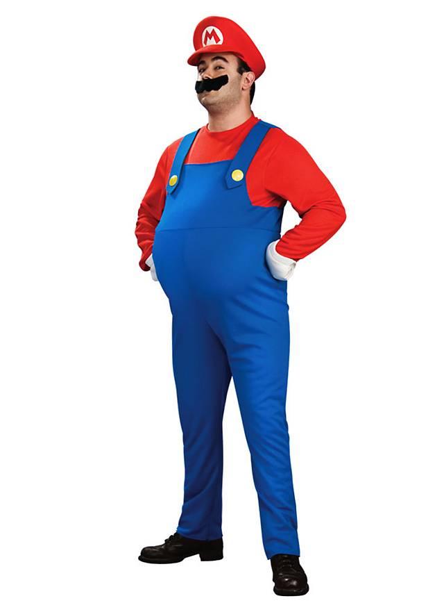 Super Mario Déguisement