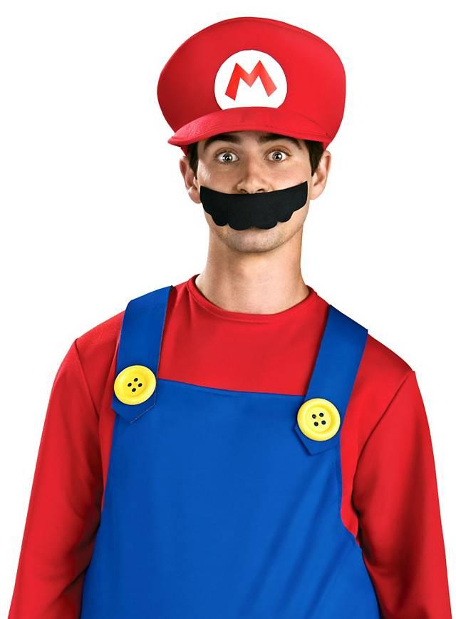 Super Mario Mütze Deluxe