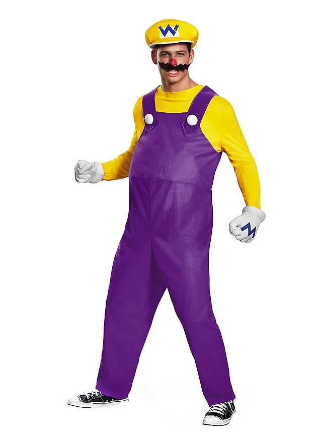 Super Mario Wario Kostüm