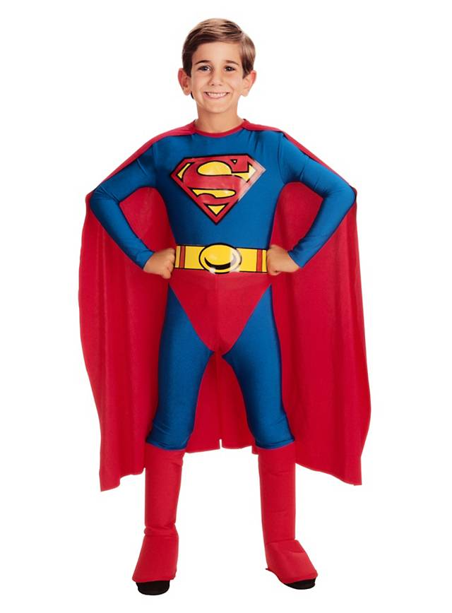 Superboy Costume