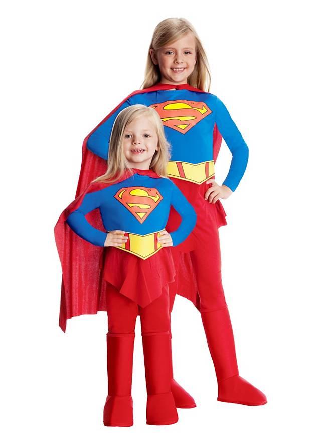 Supergirl Kinderkostüm
