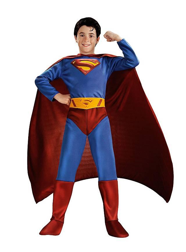 Superman Kids Costume