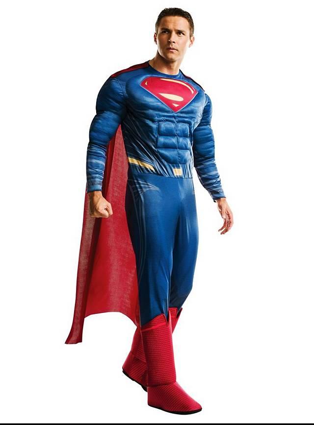 Superman Kostüm Dawn of Justice