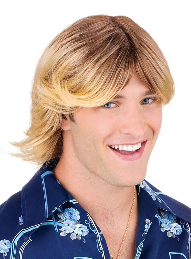 Surfer blond Perücke