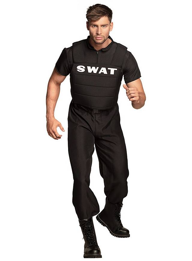 SWAT Officer Costume