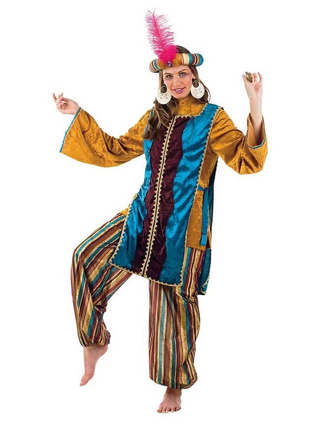 Tanzerin Aus 1001 Nacht Kostum Maskworld Com