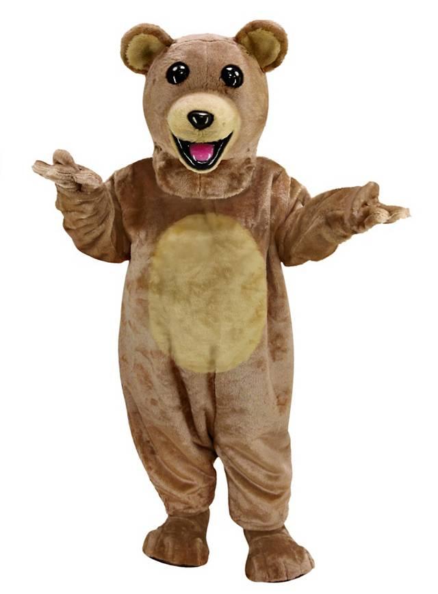 Teddy Bear Mascot