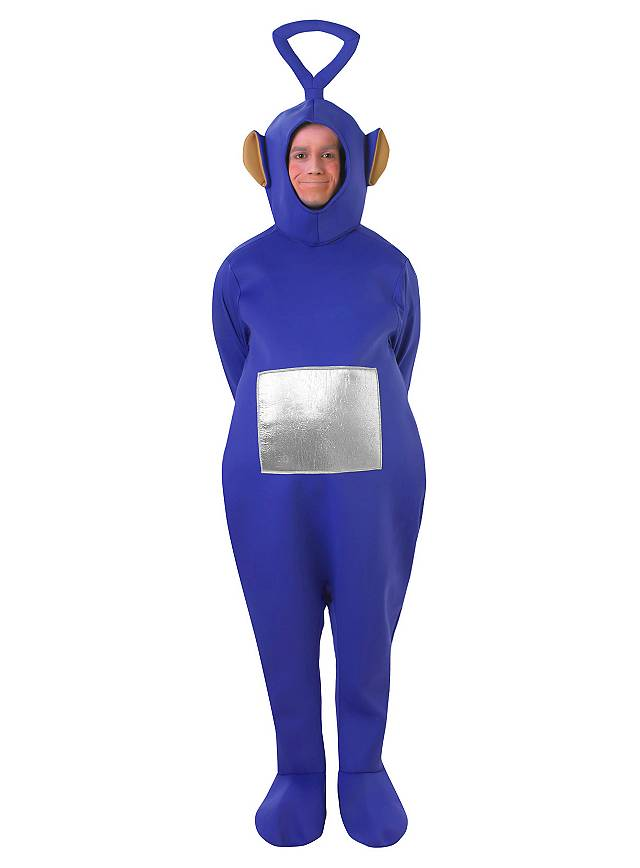 Teletubbies Tinky Winky Kostüm