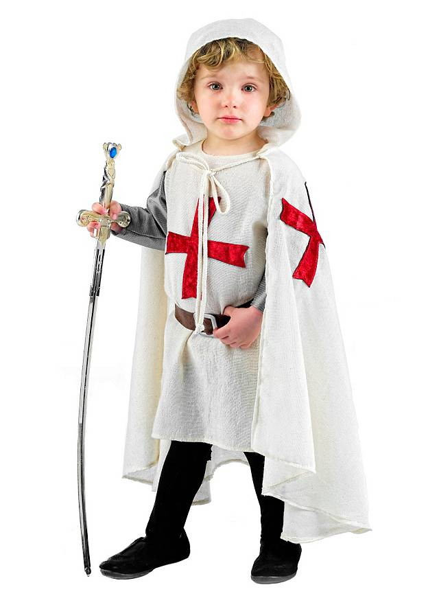 Templar Knight Kids Costume  sc 1 st  Maskworld & Templar Knight Kids Costume - maskworld.com