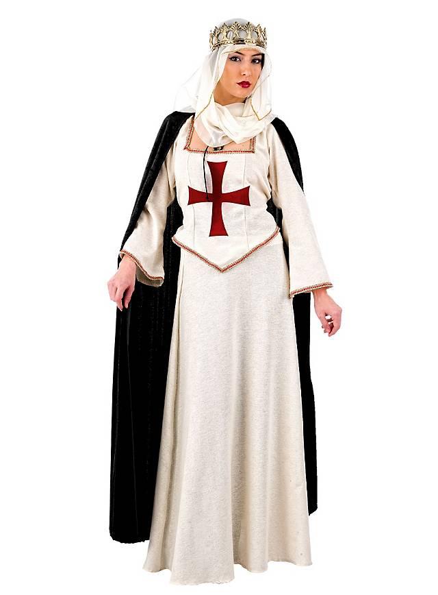 Templar Princess Costume - maskworld.com