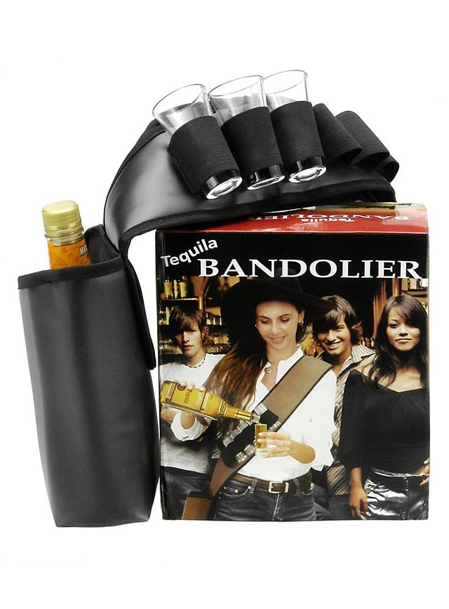 Tequila Bandolier
