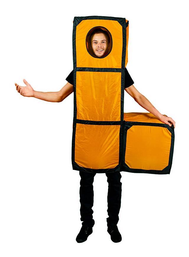 Tetris L Kostüm