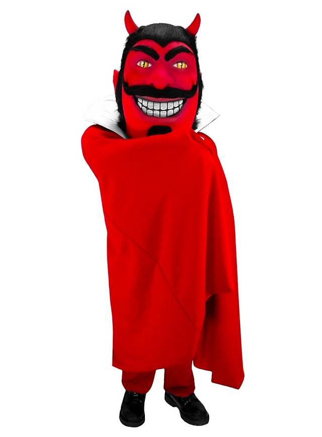 Teufel  Maskottchen