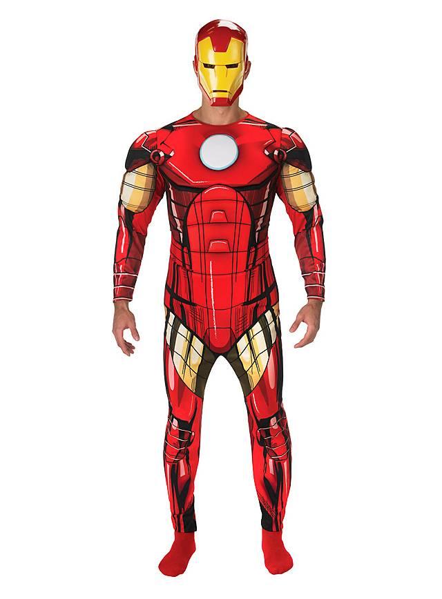 The Avengers Iron Man Kostüm