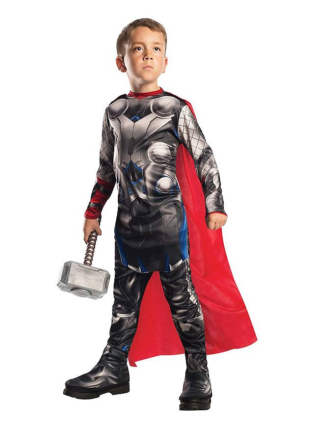 The Avengers Thor Kostüm für Kinder