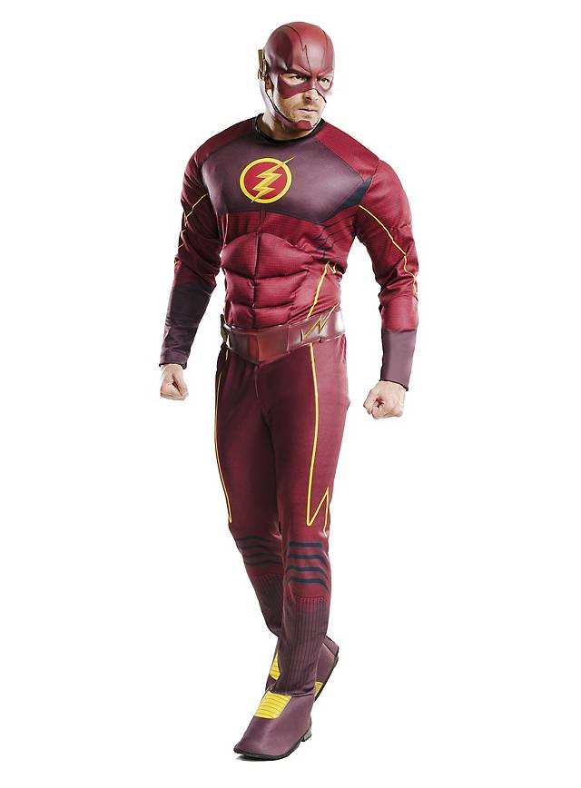 The Flash Deluxe Costume