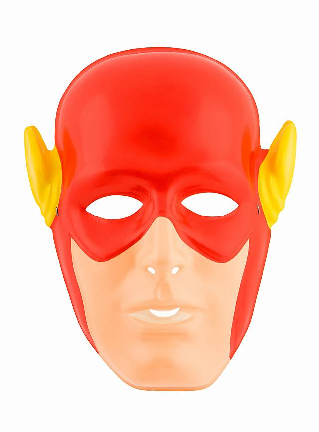 The Flash Pvc Kids Mask Maskworld Com