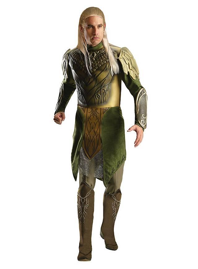 The Hobbit Deluxe Legolas Costume